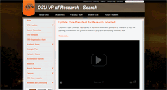 Preview of adminsearch.okstate.edu